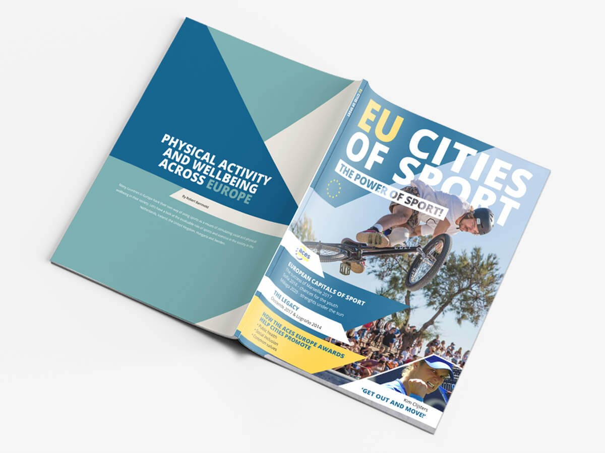 EU Cities of Sport (Cover)
